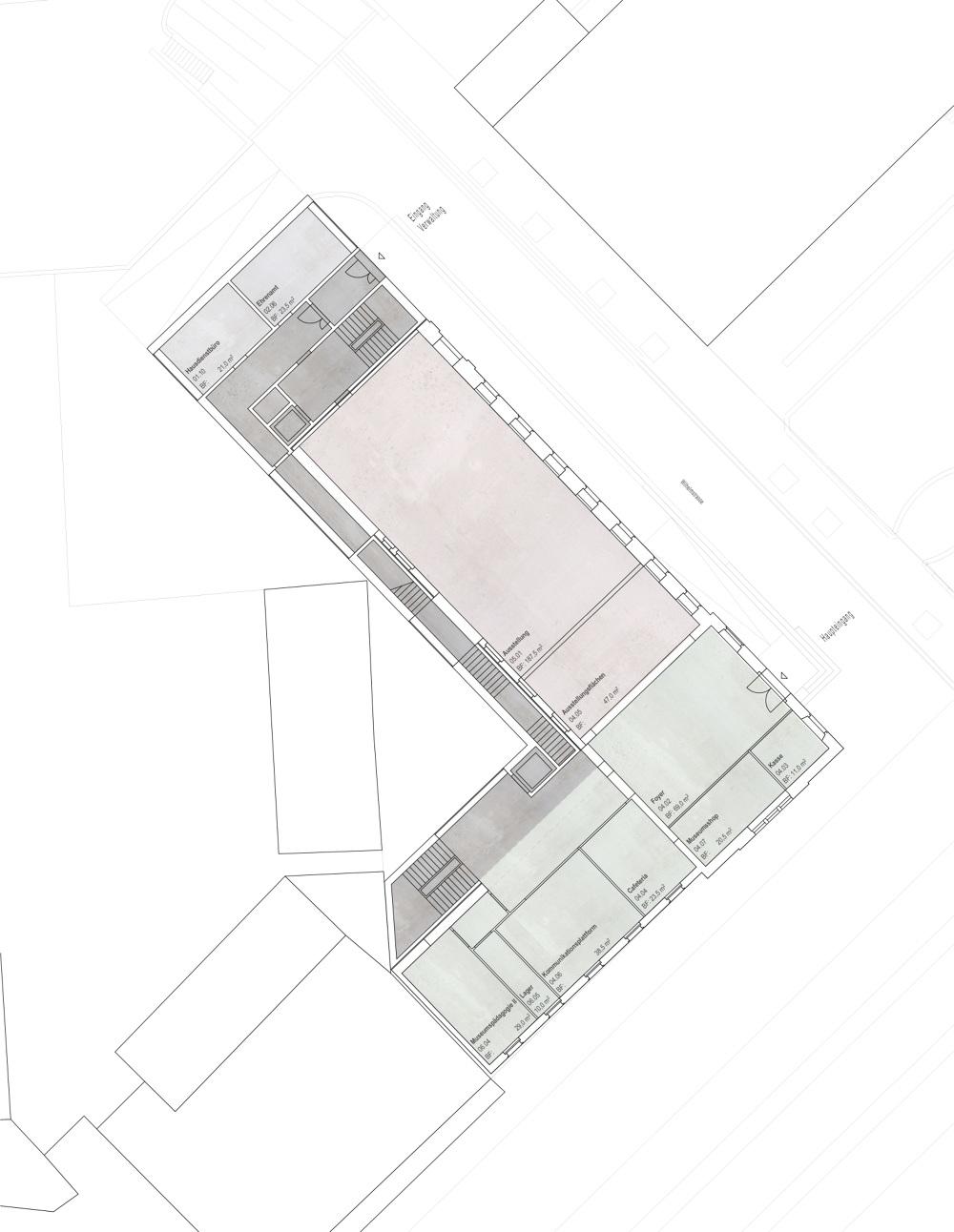 stadtmuseum kassel roland unterbusch architekt rostock. Black Bedroom Furniture Sets. Home Design Ideas