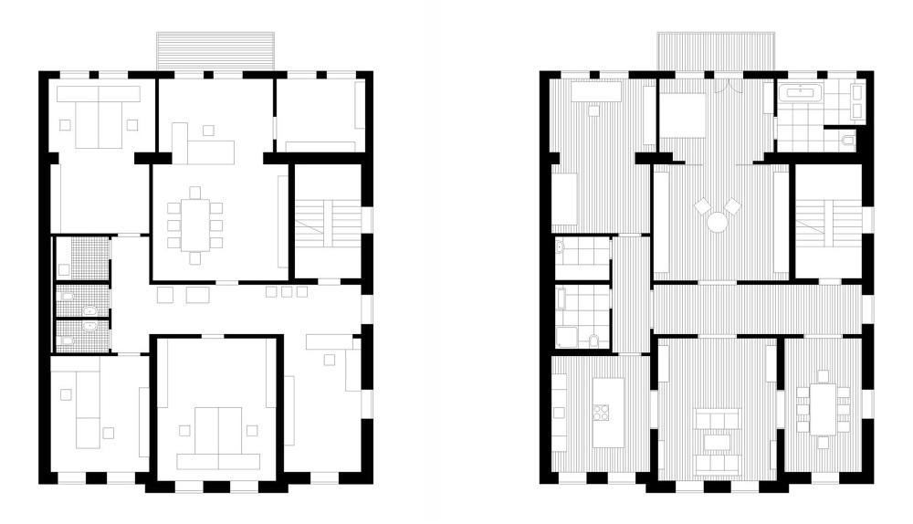 appartement thomas mann umbau eines steuerb ros roland. Black Bedroom Furniture Sets. Home Design Ideas